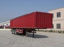 Qiang JTD9402XXYA box body van trailer