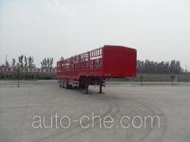 麒强牌JTD9402CXY型仓栅式运输半挂车