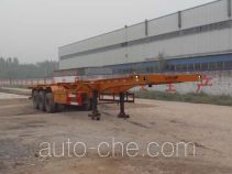 Qiang JTD9400TJZ container transport trailer