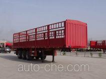 麒强牌JTD9405CXY型仓栅式运输半挂车