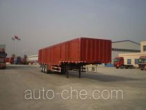 Qiang JTD9409XXY box body van trailer