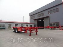 Juntong JTM9402TJZ container transport trailer