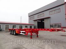 Juntong JTM9401TJZ container transport trailer