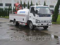 Qite JTZ5070GPS sprinkler / sprayer truck