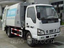 Qite JTZ5070ZYS garbage compactor truck