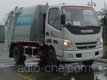 Qite JTZ5071ZYS garbage compactor truck