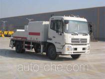 奇特牌JTZ5120THB型车载式混凝土泵车