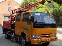 Xitan JW5040TZJ drilling rig vehicle