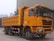 迈德威牌JWZ3250ZZX4型自卸汽车