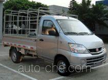 江铃牌JX5020CCYMEV型纯电动仓栅式运输车