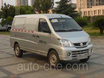 江铃牌JX5020XXYMEV型纯电动厢式运输车