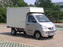 江铃牌JX5021XXYMEV型纯电动厢式运输车