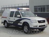 江铃牌JX5023XJQMS1型警犬运输车