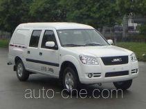 JMC JX5024XXYMG box van truck