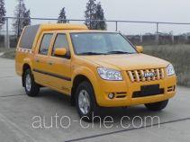 JMC JX5024XXYMS4 box van truck