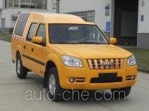 JMC JX5024XXYZG5 box van truck