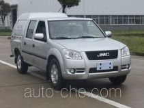 JMC JX5024XXYZS5 box van truck