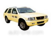 JMC JX5026TQX emergency vehicle