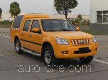 JMC JX5026XXYZSA5 box van truck