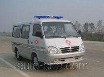 江铃牌JX5030XJHM型救护车