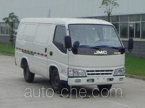 江铃牌JX5030XXYMEV型纯电动厢式运输车