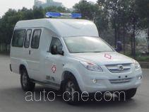 江铃牌JX5033XJHMG型救护车