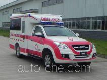 江铃牌JX5033XJHZSA5型救护车