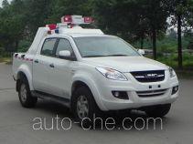 JMC JX5033XKCZS investigation team car