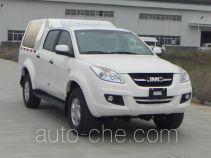 JMC JX5033XXYZGA5 box van truck