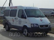 JMC Ford Transit JX5034XDWZB mobile shop