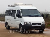 JMC Ford Transit JX5034XJEZC monitoring vehicle