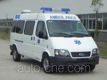 JMC Ford Transit JX5034XJHZC ambulance