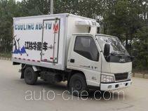 江铃牌JX5034XLCXA型冷藏车