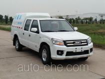 江铃牌JX5034XLCZLS5型冷藏车
