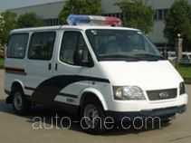 JMC Ford Transit JX5034XQCZA prisoner transport vehicle