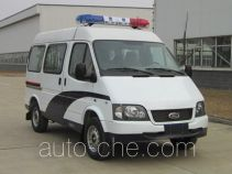 JMC Ford Transit JX5034XQCZB prisoner transport vehicle