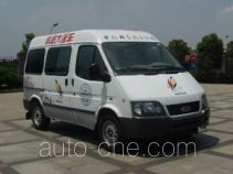 JMC Ford Transit JX5034XXCZB propaganda van