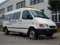 江铃全顺牌JX5035TQXL-M型抢险车