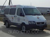 JMC Ford Transit JX5035XDWZJ mobile shop