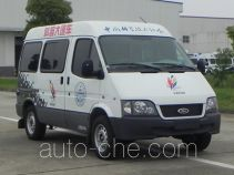 JMC Ford Transit JX5035XDWZJ1 mobile shop