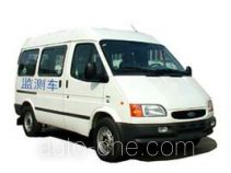 JMC Ford Transit JX5035XJE-M monitoring vehicle