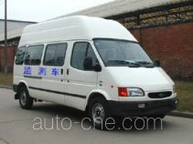 JMC Ford Transit JX5035XJEL-H monitoring vehicle