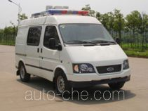 JMC Ford Transit JX5035XJEZB monitoring vehicle