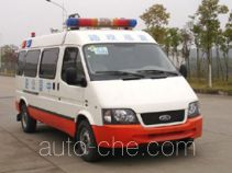 JMC Ford Transit JX5035XJEZC monitoring vehicle