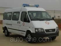JMC Ford Transit JX5035XJHZK ambulance