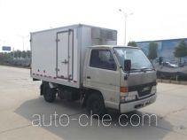 江铃牌JX5035XLCXA型冷藏车