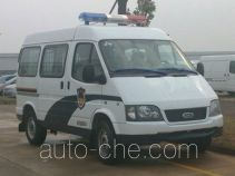 JMC Ford Transit JX5035XQCZJ prisoner transport vehicle