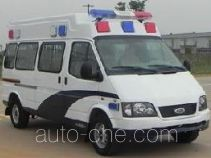 JMC Ford Transit JX5035XQCZKA prisoner transport vehicle