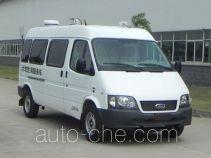 江铃全顺牌JX5035XXCZKS型计划生育宣传车