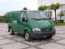 JMC Ford Transit JX5035XYZZA postal vehicle